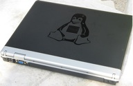 Linux num laptop